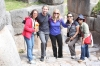 With American Couple, Cusco