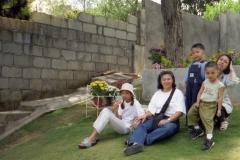 Pyramid Memorial - Baguio 2000