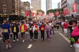 City-to-Surf 2008